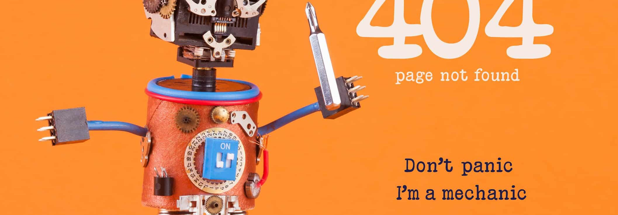 404 error aprwebdesign mechanic