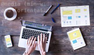 Webdesigner worden