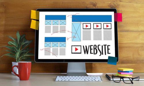 Een eigen website bouwen CMS vs SiteBuilder